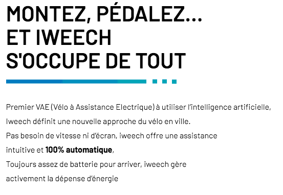 ", Iweech, le vélo électrique le plus ""intelligent"" du monde est Marseillais, Made in Marseille, Made in Marseille"
