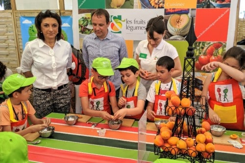 , En visite au Salon des Agricultures de Provence, Made in Marseille, Made in Marseille