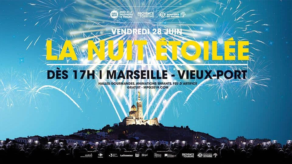 , La Nuit Etoilée sur le Vieux-Port, spectacle et feu d'artifice reportés, animations maintenues, Made in Marseille, Made in Marseille