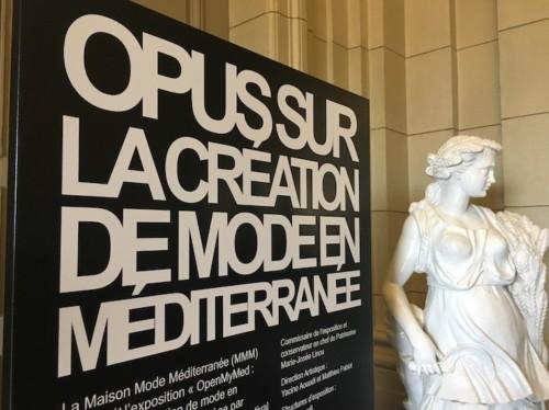 , L'exposition mode « OpenMyMed » labellisée Sommet des deux rives