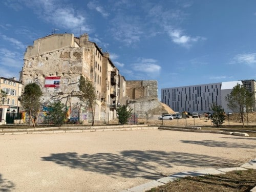 , Le nouveau parc urbain de la Porte d'Aix inauguré, Made in Marseille, Made in Marseille