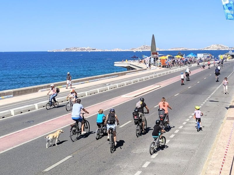 , En vue du déconfinement, un projet de pistes cyclables temporaires à Marseille, Made in Marseille, Made in Marseille