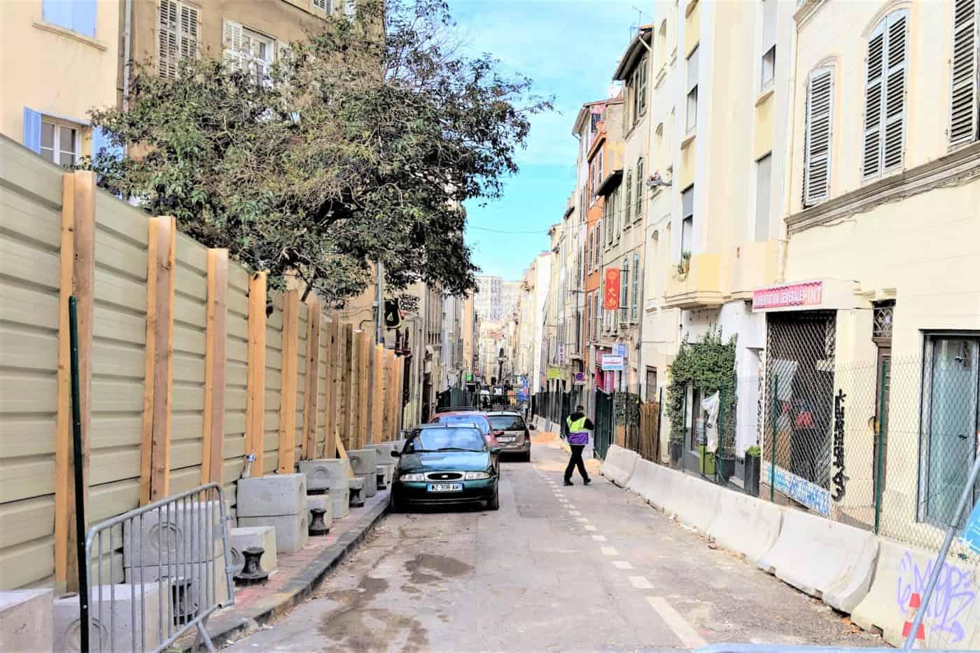 , La Métropole débloque 730 000 € pour les commerçants de la rue d'Aubagne