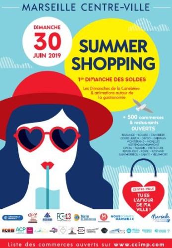 , Summer Shopping : Un dimanche de bonnes affaires dans le centre-ville