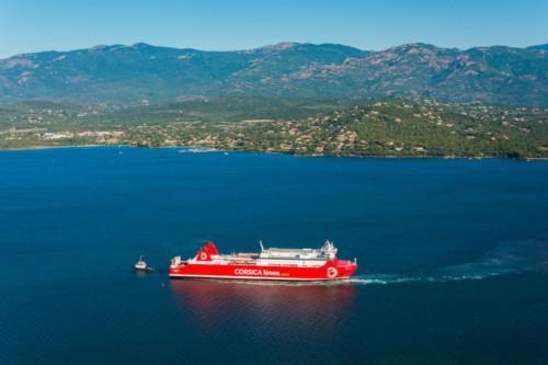 , Corsica Linea, une jeune compagnie déjà durable en Méditerranée