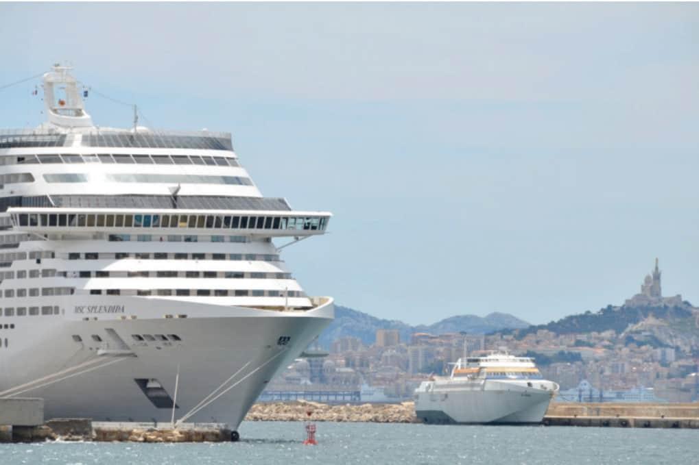 , «Escales zéro fumée», pour un transport maritime plus vert en Méditerranée