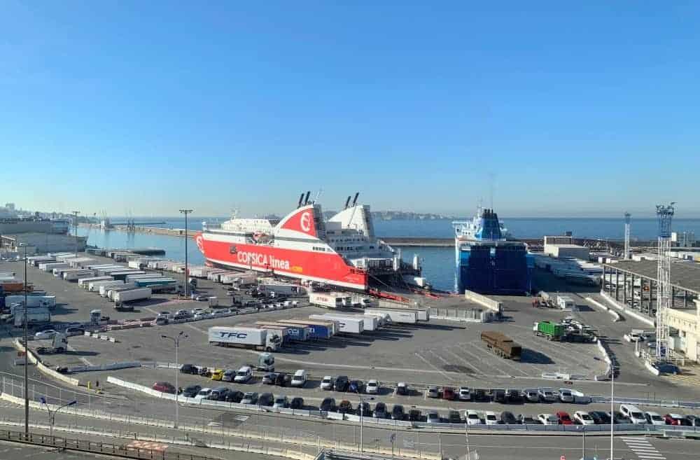 , A Marseille, les navires branchés à l'électricité en 2025, Made in Marseille, Made in Marseille