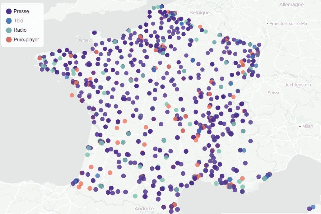 , Marseille concentre le plus de médias locaux selon un recensement, Made in Marseille, Made in Marseille