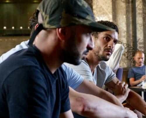 , Vidéo – Grand Corps Malade et Mehdi Idir de passage à Marseille pour présenter «La Vie Scolaire»