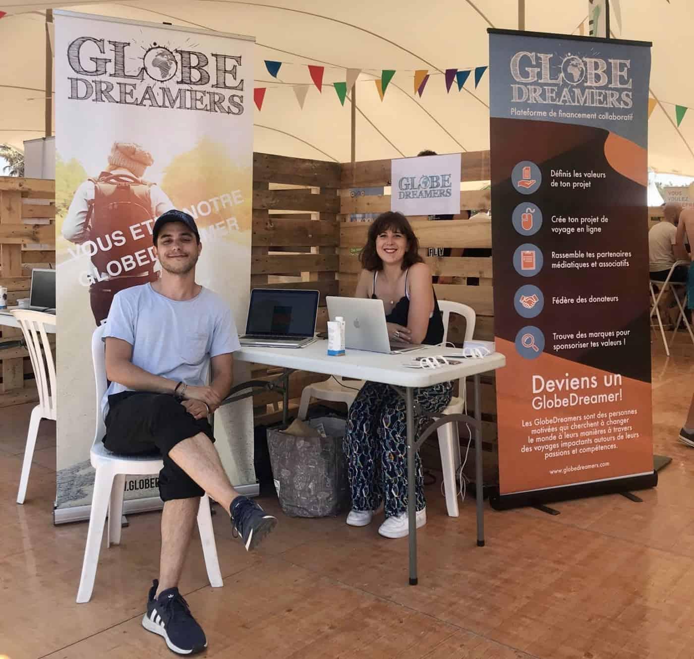, Globe Dreamers, la plateforme qui finance les voyages engagés !, Made in Marseille
