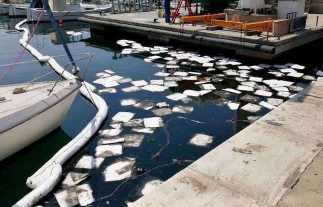 , Hydrocarbures dans le Vieux-Port : la Métropole porte plainte contre X