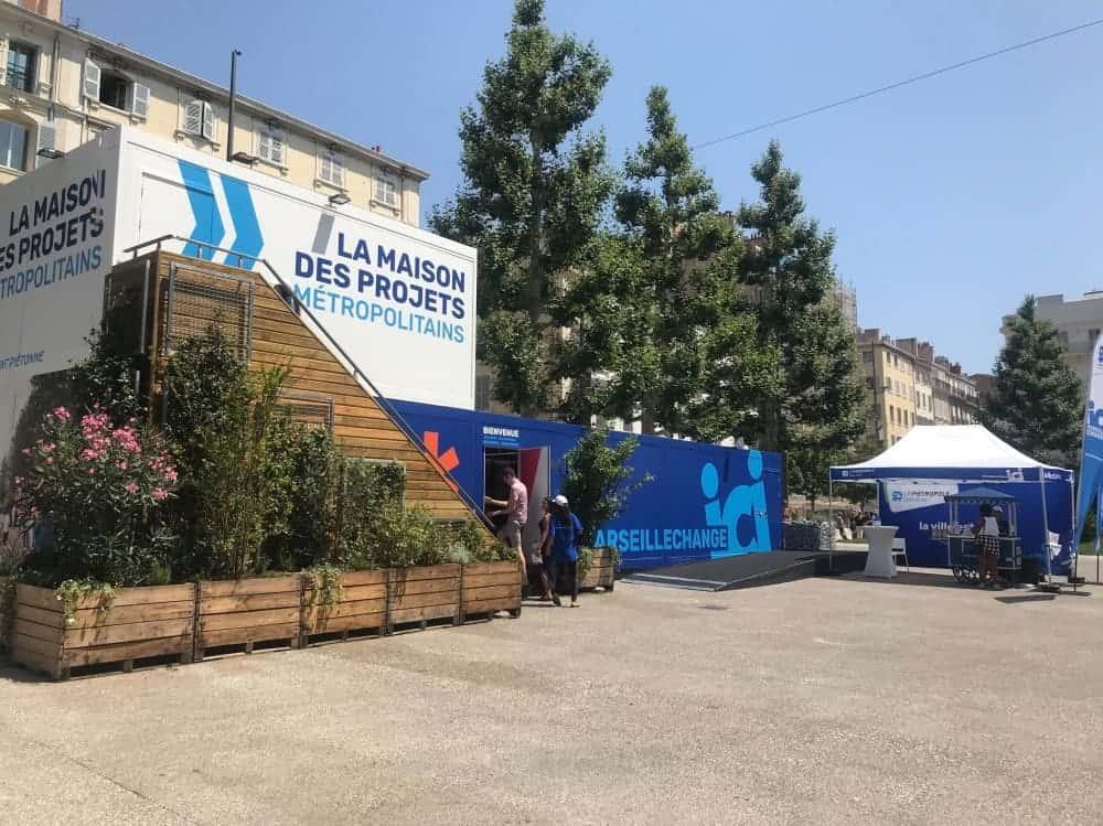 , La Maison des projets métropolitains à la découverte de la transformation de Marseille, Made in Marseille, Made in Marseille