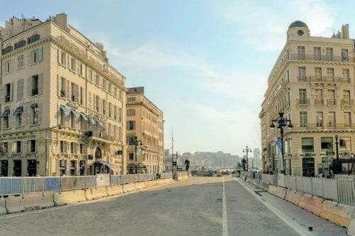 , Le premier tronçon du bas de la Canebière définitivement piéton samedi, Made in Marseille, Made in Marseille