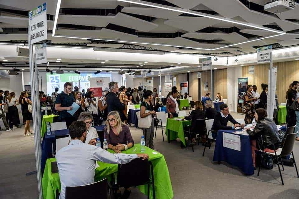 , 350 offres d'emplois à pourvoir à l'occasion du salon Euromedtier, Made in Marseille, Made in Marseille