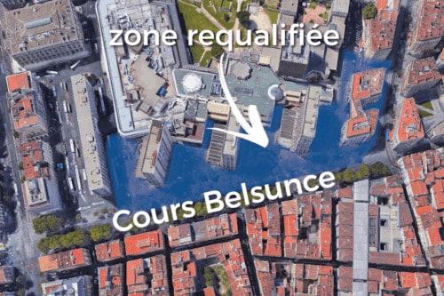 , Au pied des tours Labourdette, le cours Belsunce change de visage, Made in Marseille, Made in Marseille