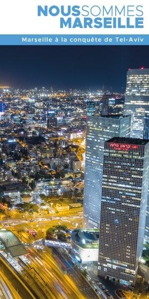 """, Un nouvel immeuble de bureaux pour dessiner la """"skyline"""" de Marseille"""