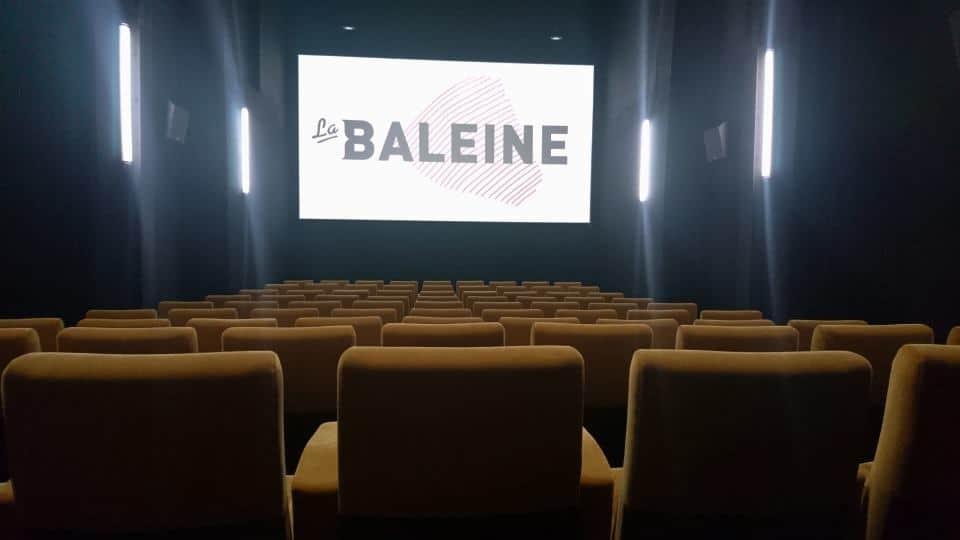 , Au Cours Ju, le ciné-bistrot La Baleine surfe sur la vague du succès, Made in Marseille