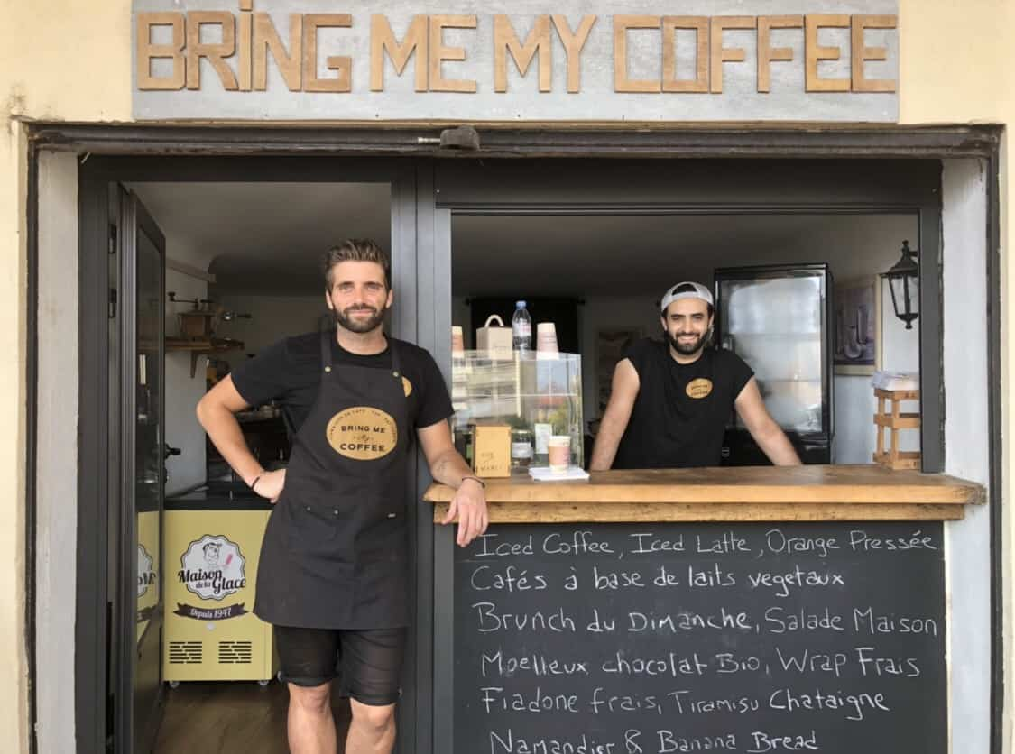 , Un Marseillais lance le concept du café bio en livraison, Made in Marseille, Made in Marseille