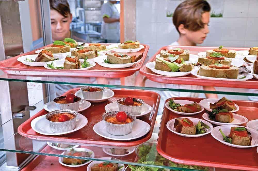 """, Un dispositif du Département pour """"Mieux manger au collège"""" et contre le gaspillage, Made in Marseille, Made in Marseille"""