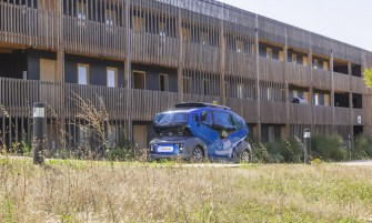 , Lancement des premiers cars longue distance 100% électriques d'Europe
