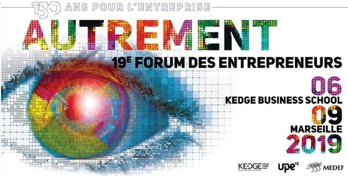 , Forum des entrepreneurs de l'Upe 13, le grand rendez-vous économique de la rentrée, Made in Marseille, Made in Marseille