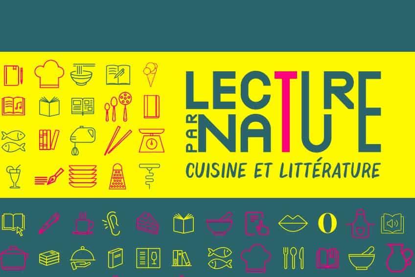 , La cuisine s'associe à la littérature avec Lecture par nature, Made in Marseille