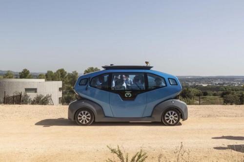 , Une navette autonome va circuler à Aix début 2020, Made in Marseille, Made in Marseille