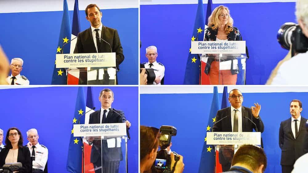 , Les mesures phares du plan anti-stup' présentées aujourd'hui à Marseille, Made in Marseille