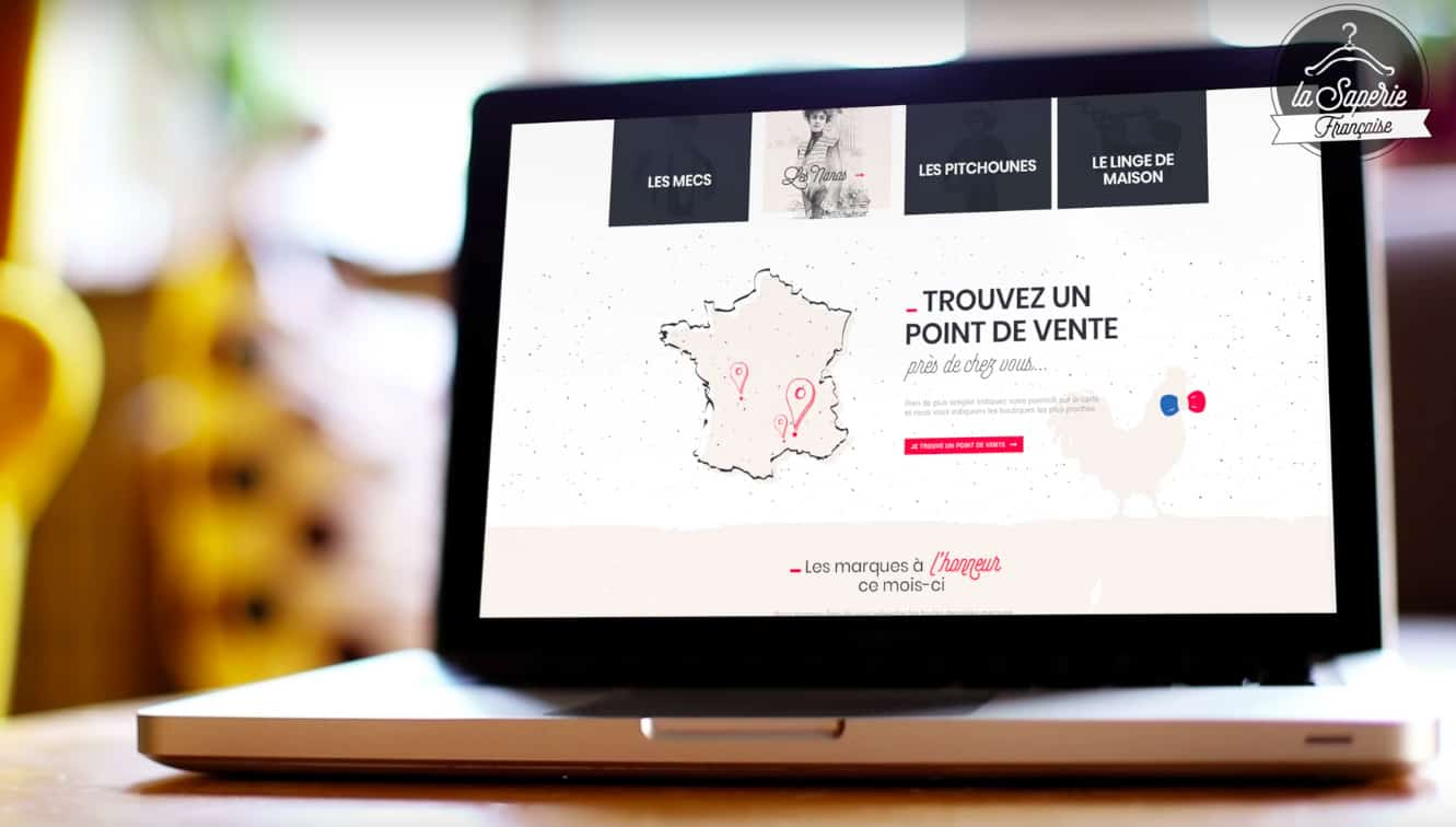 , La Saperie Française : le site web des marques made in France et équitables, Made in Marseille, Made in Marseille