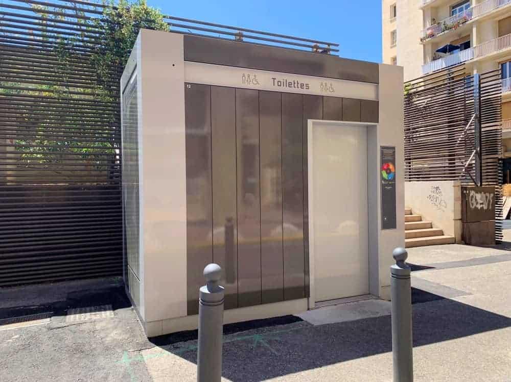 , A Marseille, les toilettes publiques sont enfin de retour en ville, Made in Marseille, Made in Marseille