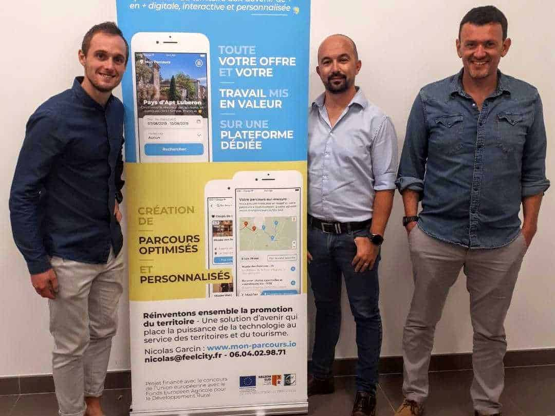 , Mon parcours : l'application marseillaise pour sélectionner et planifier ses sorties, Made in Marseille, Made in Marseille