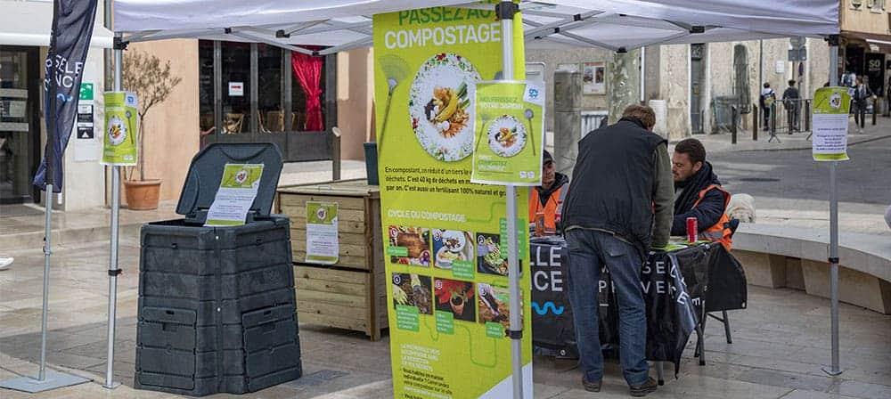 , Le Mois du Compost veut sensibiliser les habitants de la Métropole à la réduction des déchets, Made in Marseille, Made in Marseille