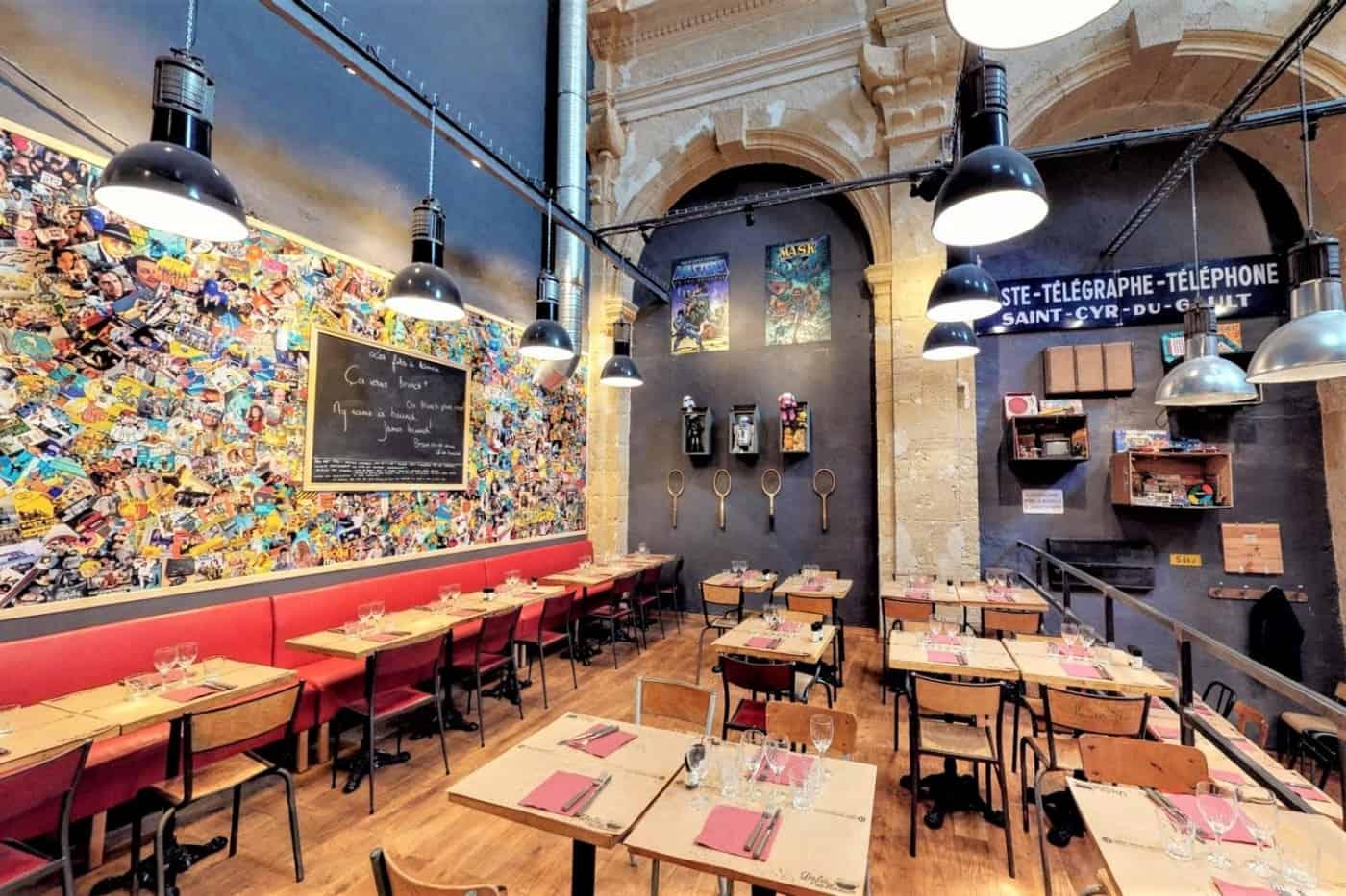 , À Aix, une ancienne église transformée en restaurant sur l'univers de l'enfance, Made in Marseille, Made in Marseille