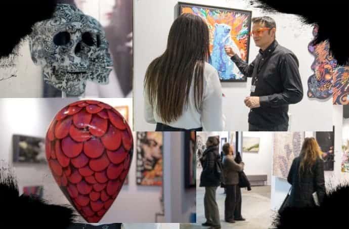 , Trois jours pour découvrir l'art autrement au salon international art3f, Made in Marseille, Made in Marseille