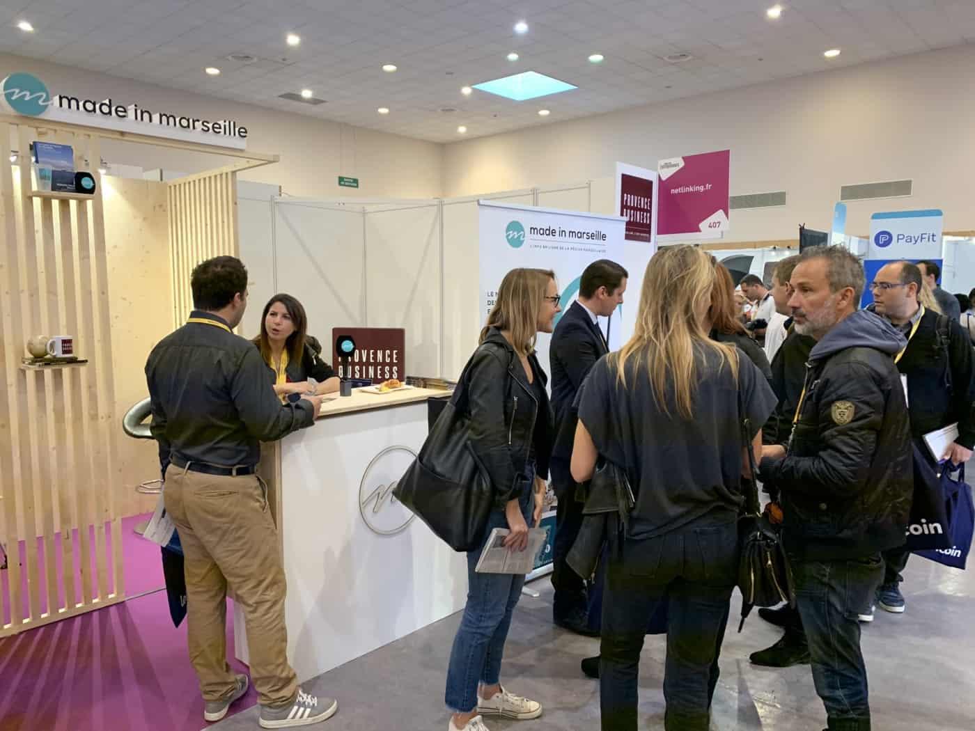 , Retour en vidéo sur le Salon des Entrepreneurs 2019, Made in Marseille, Made in Marseille