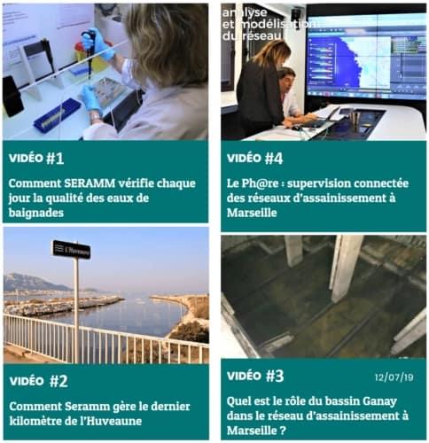 , Quel est le rôle du bassin Ganay dans le réseau d'assainissement à Marseille ?, Made in Marseille