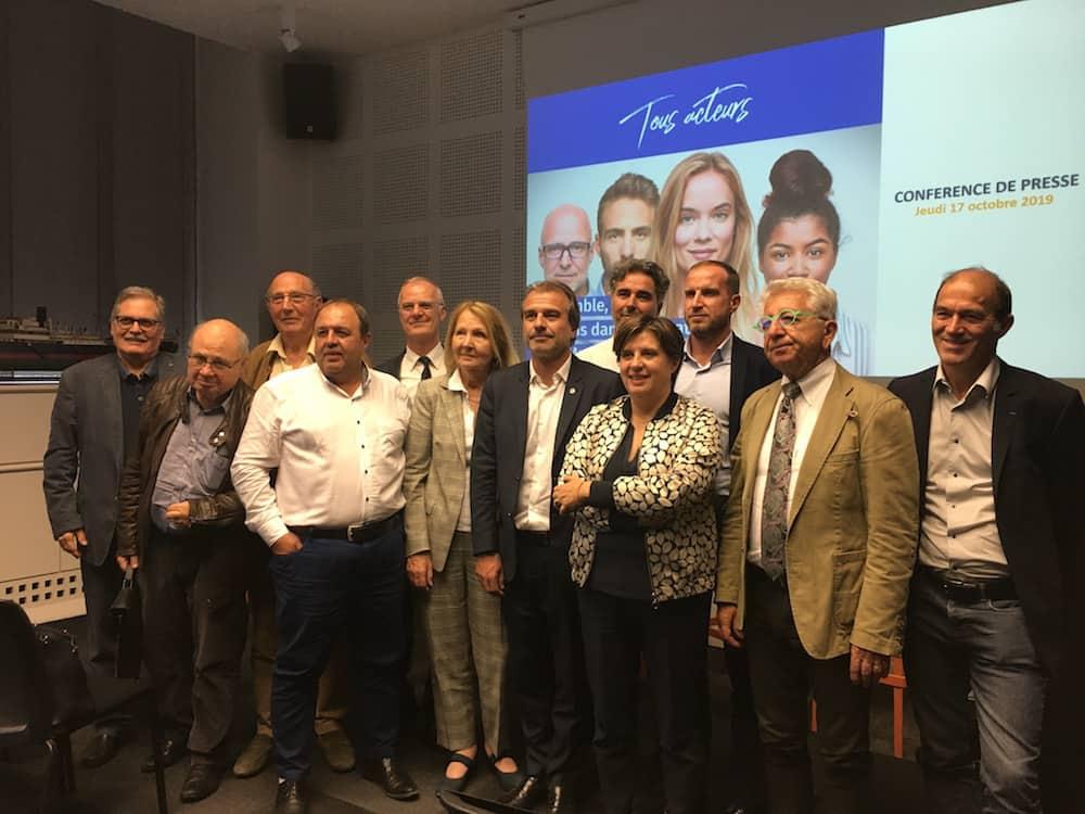 , Les acteurs du monde économique veulent peser dans le débat des municipales 2020