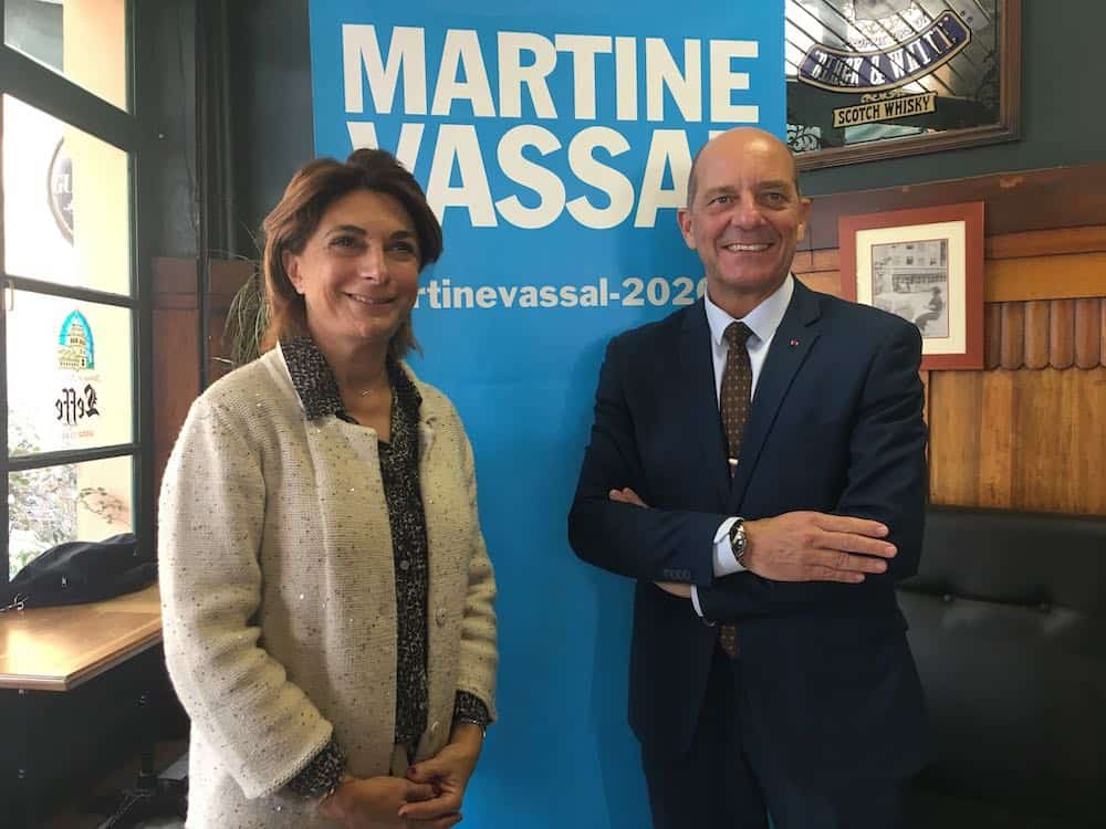 , Municipales 2020 : Martine Vassal oppose son « Monsieur sécurité » à Stéphane Ravier (RN), Made in Marseille