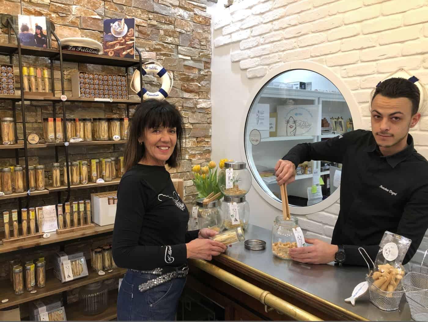 , Les Sablés Marseillais, la nouvelle boutique gourmande du Panier, Made in Marseille, Made in Marseille
