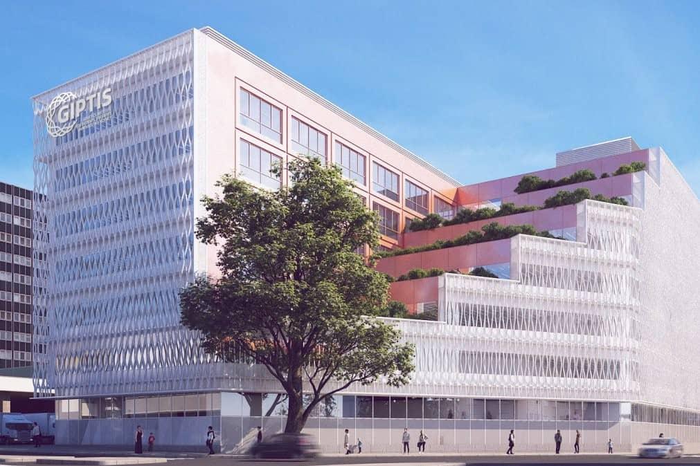 , Giptis, le centre géant de lutte contre les maladies génétiques ouvrira en 2023 à Marseille