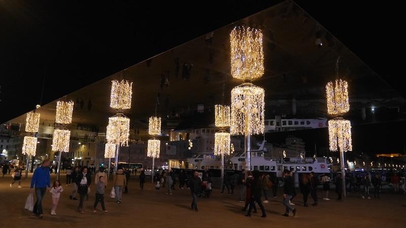 , Le centre-ville de Marseille s'illumine pour les fêtes de fin d'année, Made in Marseille, Made in Marseille