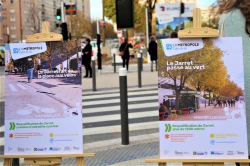 , Requalification du Jarret : le premier tronçon sera livré en mars 2020, Made in Marseille