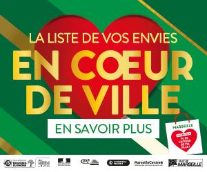 , Les quartiers Opéra et bas de la Canebière officiellement piétons le 2 décembre, Made in Marseille
