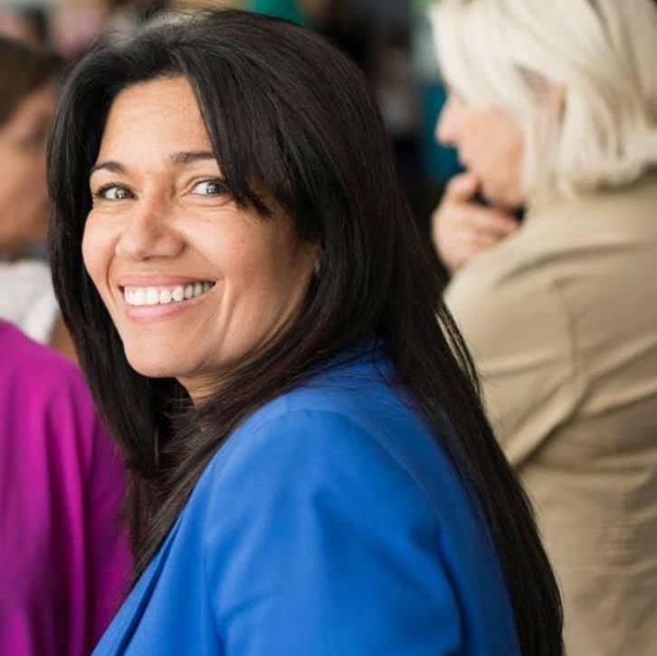 Samia Ghali : « Je suis la seule à pouvoir rassembler