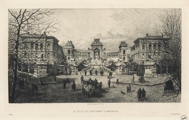 , Du 12 au 15 décembre, célébrez les 150 ans du Palais Longchamp avec des animations, Made in Marseille