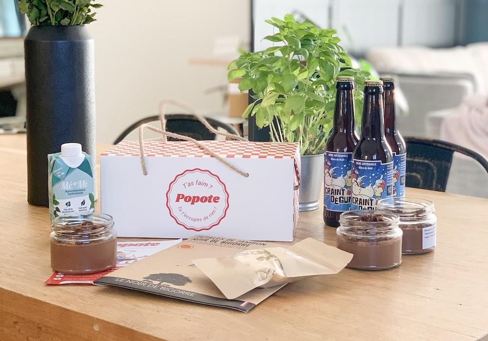 Popote, Chronique – Une Fille en Provence présente Popote, des plats traditionnels en livraison, Made in Marseille, Made in Marseille