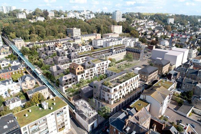 , La Marseillaise Corinne Vezzoni remporte un projet de transformation au Havre, Made in Marseille, Made in Marseille