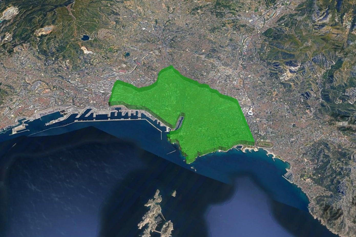 , Le périmètre à faibles émissions fixé pour 2021 à Marseille, Made in Marseille, Made in Marseille