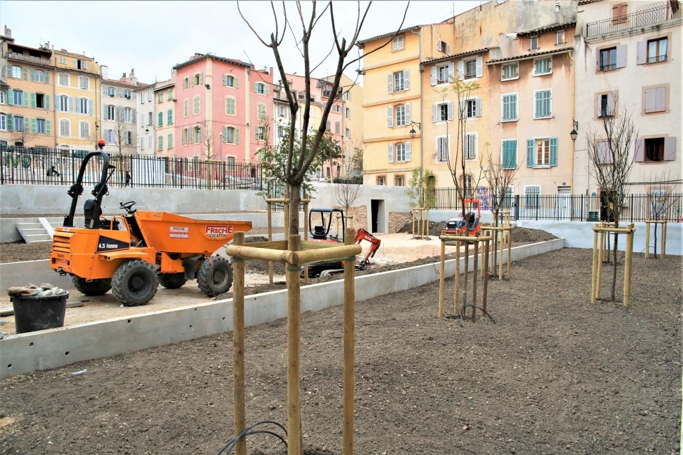 , Le jardin partagé du Panier ouvre ses portes, Made in Marseille, Made in Marseille