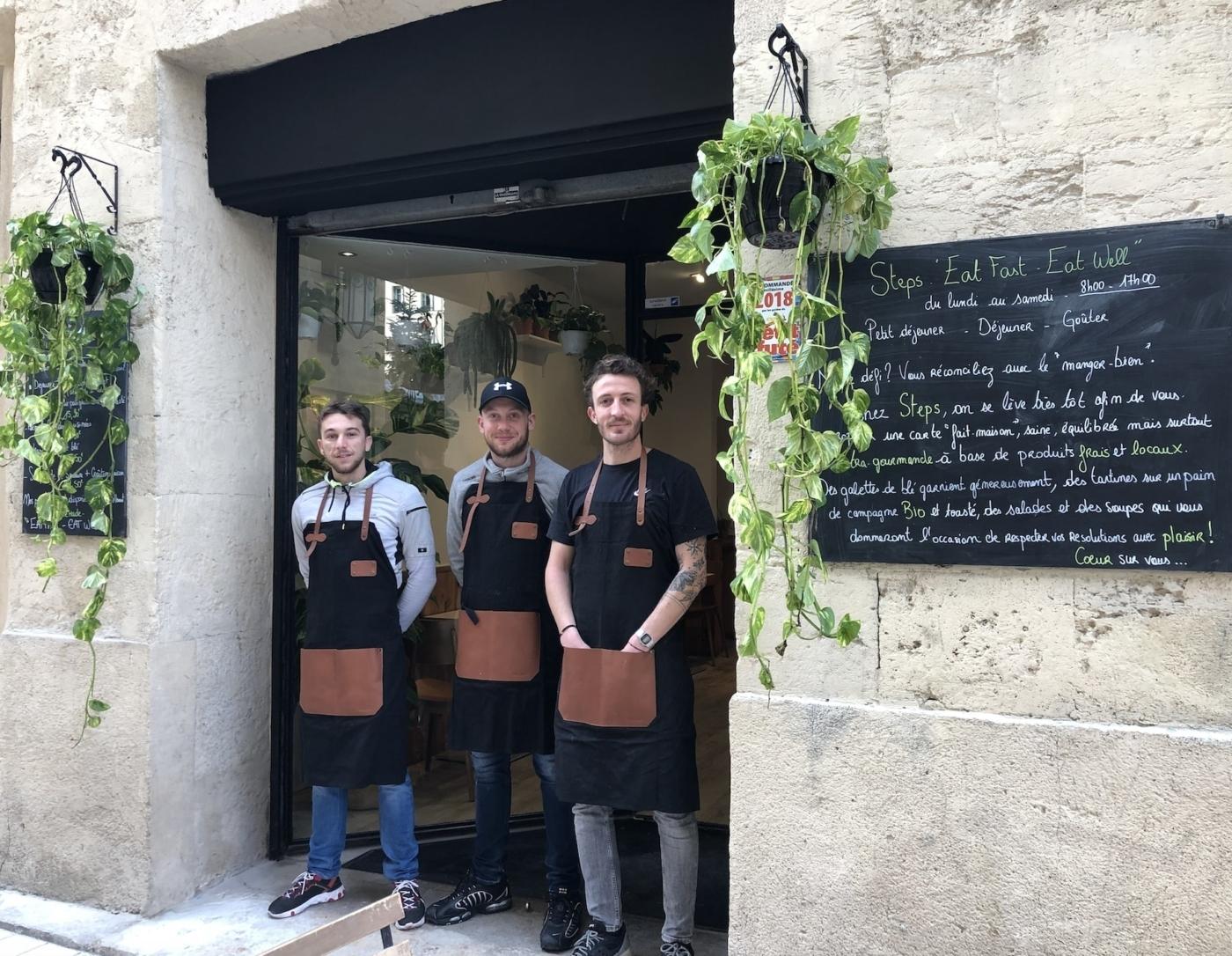 , Steps, le nouveau spot pour manger rapide et healthy, Made in Marseille, Made in Marseille